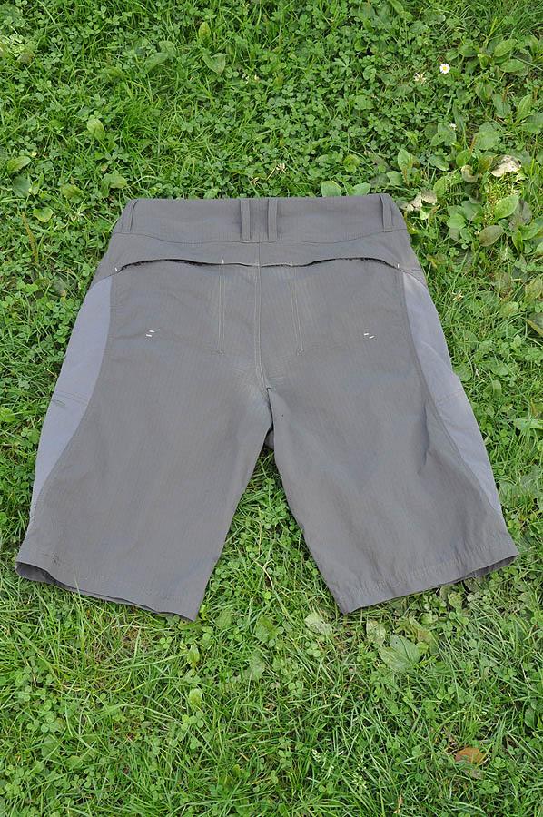 TNF Levada Shorts – luźne spodenki enduro.