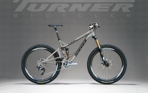 Turner Bikes 2012