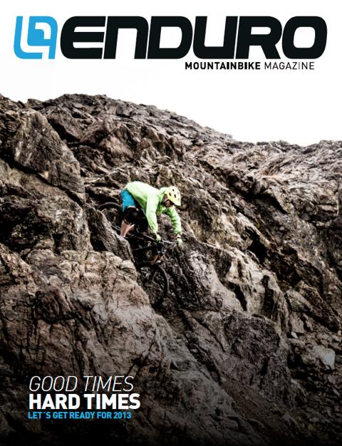 Enduro Mountainbike Magazine 002