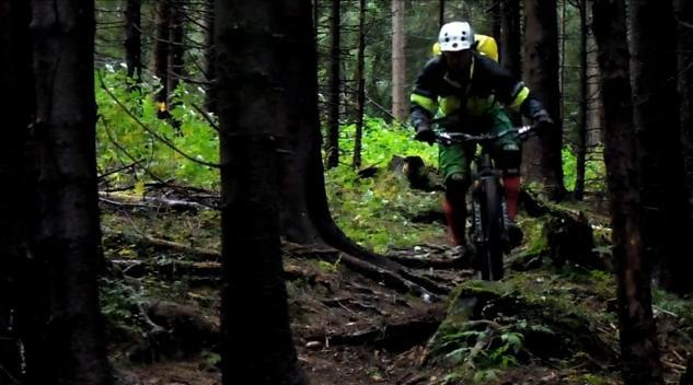 Movie: Wasp Trail – okolice Bukowiny a'la Brian