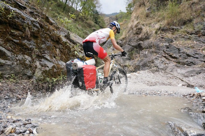 Annapurna Kreidler Test Challenge 2014 04 (fot. united-cyclists.com)
