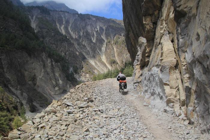 Annapurna Kreidler Test Challenge 2014 05 (fot. united-cyclists.com)