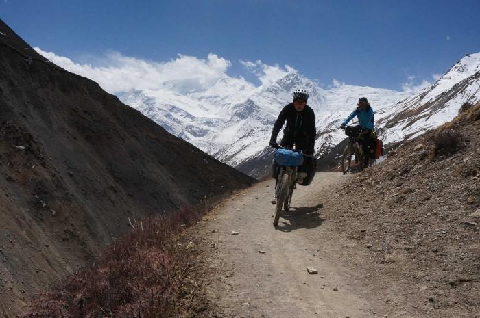 Annapurna Kreidler Test Challenge 2014 07 (fot. united-cyclists.com)
