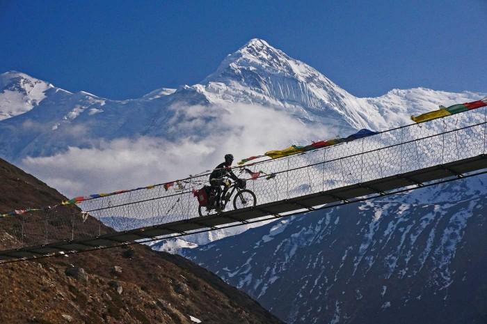 Annapurna Kreidler Test Challenge 2014 09 (fot. united-cyclists.com)