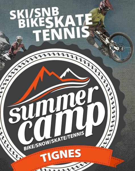 Summer Camp w Tignes 25.07.2014 – 3.08.2014